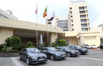 Cinnamon's city hotels upgrade chauffer fleet with Audi range by Transcend Drive